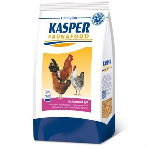 Kippen houden|Kuikenzaad fijn|kippenvoer